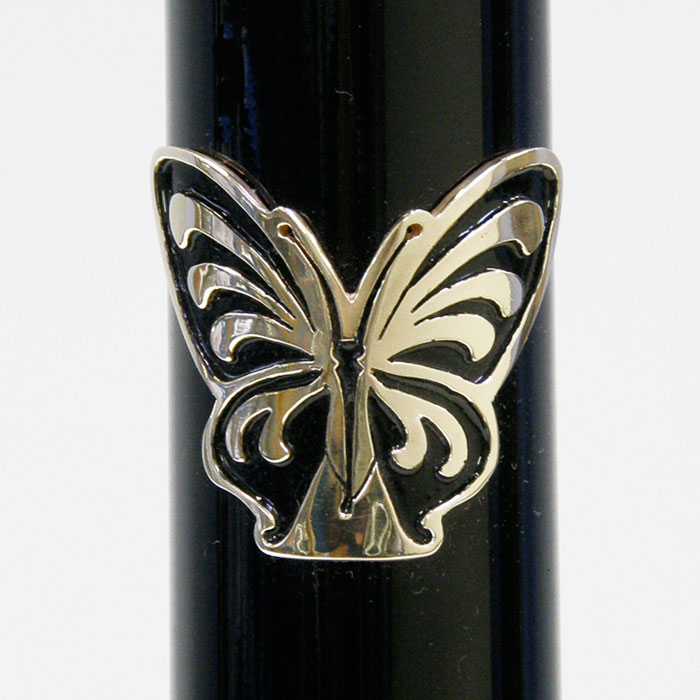 Mariposa Custom Headbadge