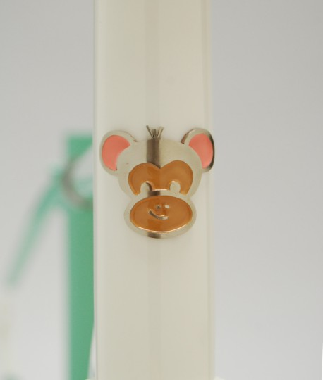 Monkey Custom Headbadge