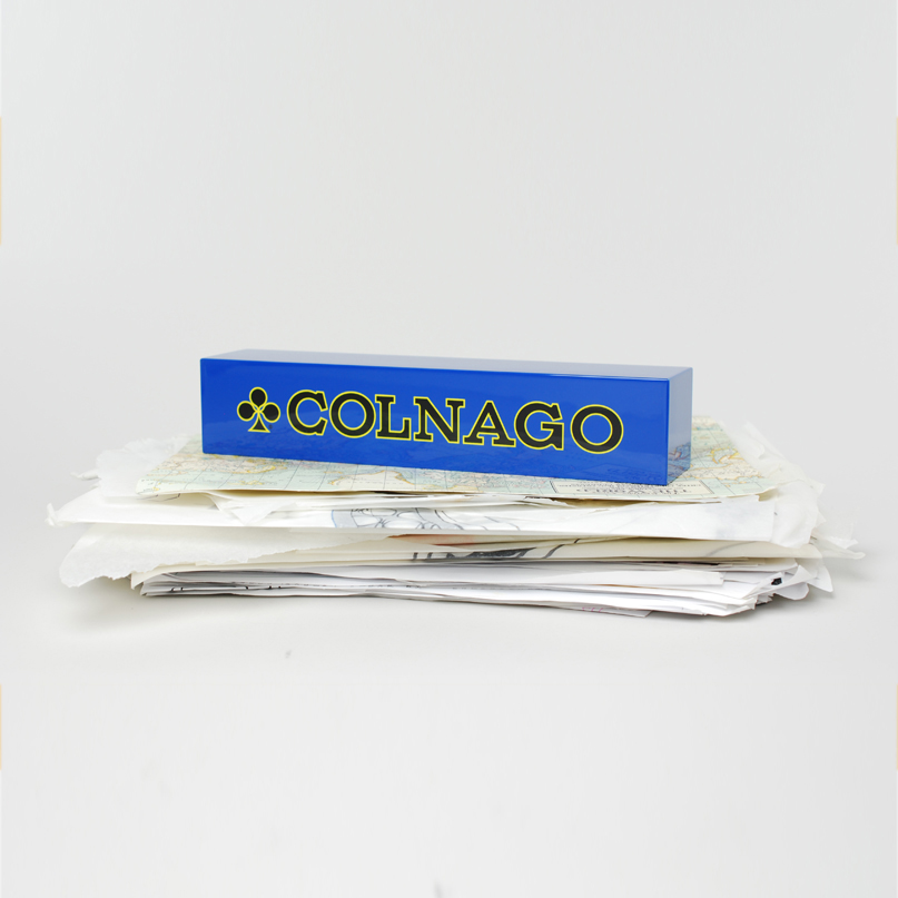 Colnago Paper Weight