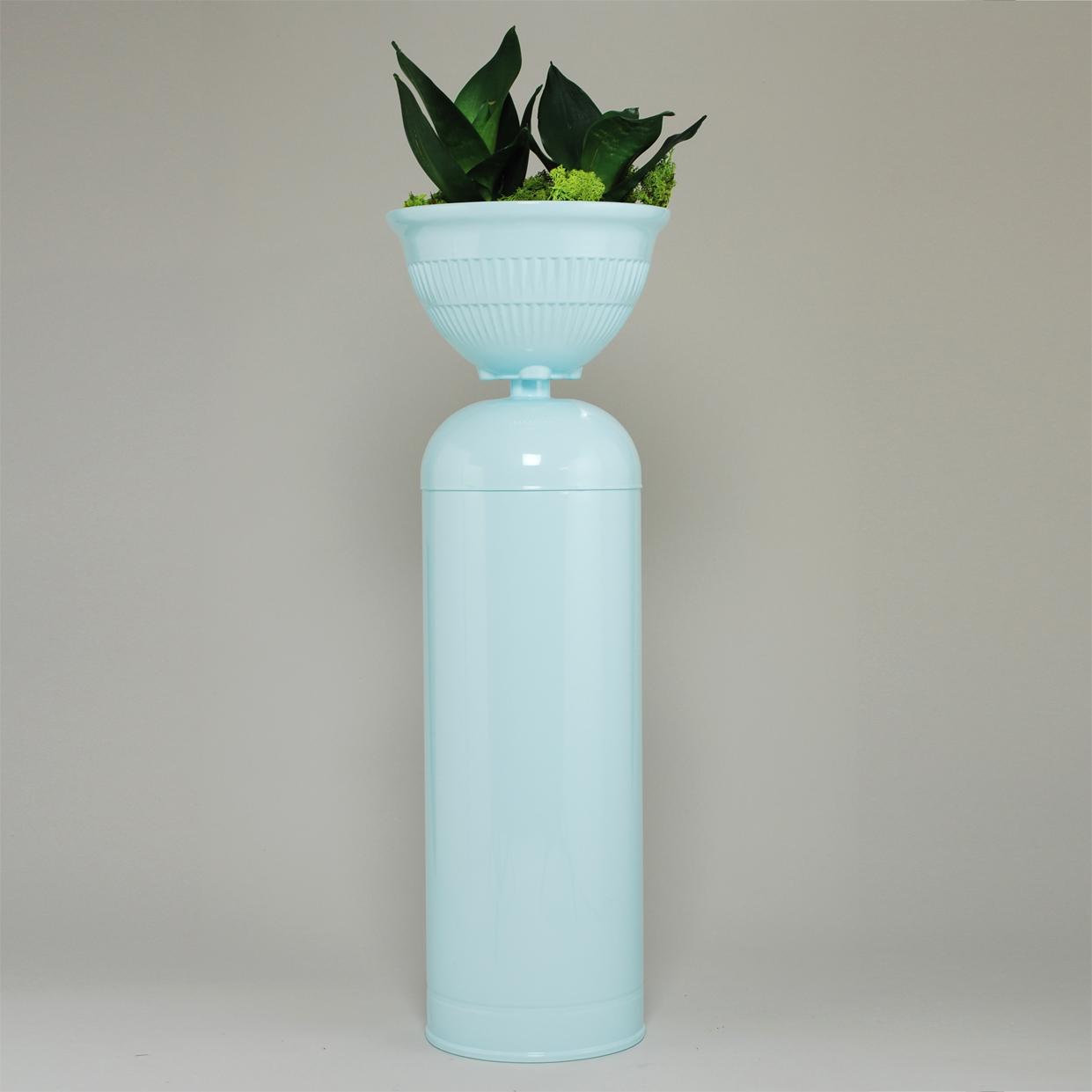Solid Light Blue -26″ Planter
