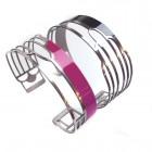 bracelet magenta