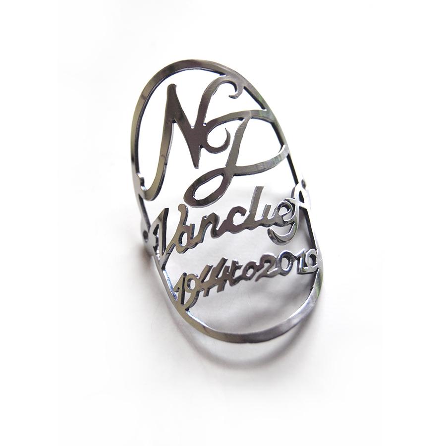 Vanclief Badge