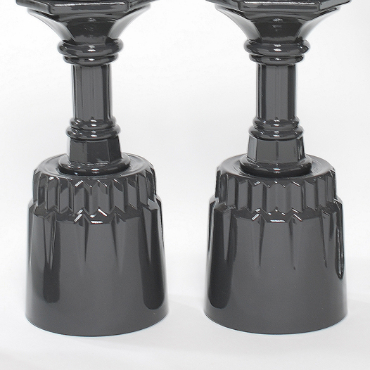 Grey Candle Sticks From Candle Sticks