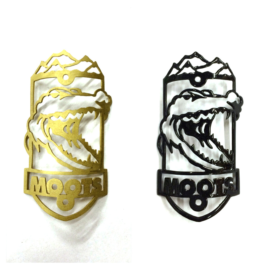 Moots Headbadge